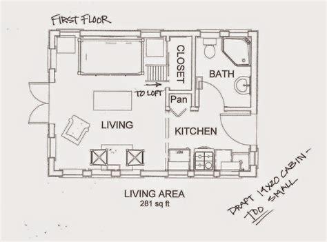 14x20-Tiny-House-Plans