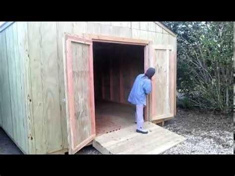 14x20 gable shed workshop shed plans stout sheds llc Image