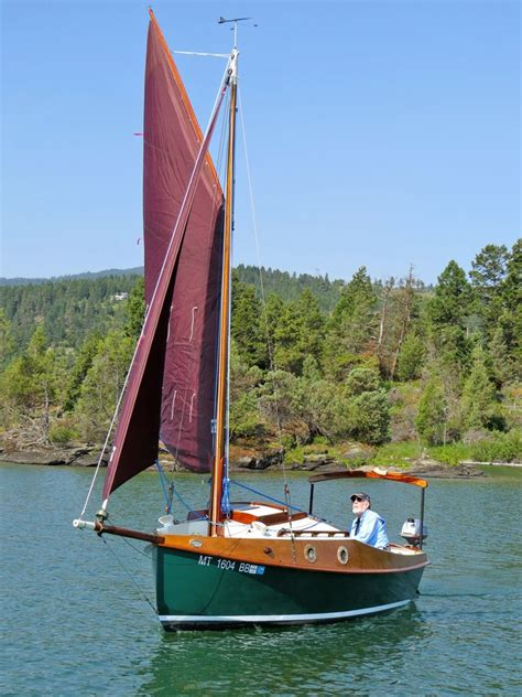 15 foot Wooden Sailboat Plans