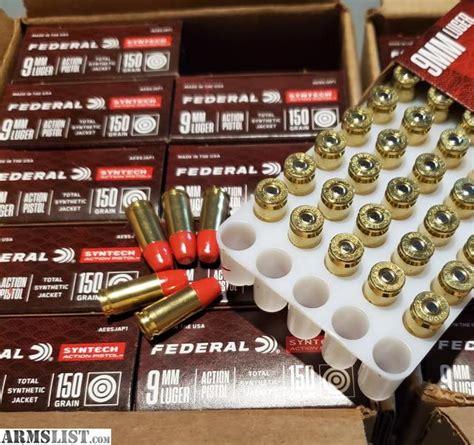 150 Grain Syntech 9mm Buds Gun Shop