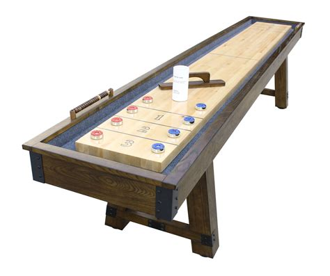 16 Foot Shuffleboard Table Plans