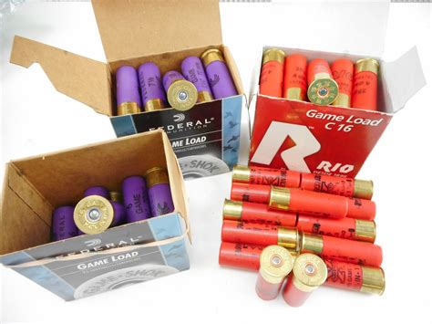 16 Gauge Shotgun Shell Sizes