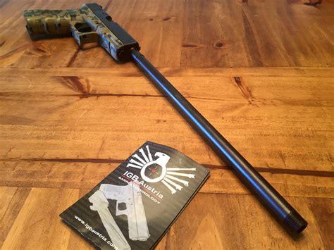 16 Inch Barrel For Glock 17 19