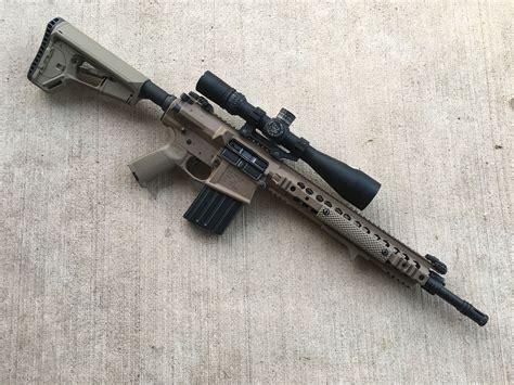 16 Inch Barrel Rifle