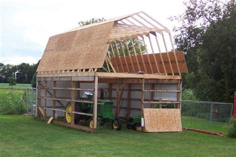 16-X-24-Gambrel-Roof-Shed-Plans