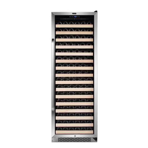 166 Bottle Single Zone Built-In Wine Cellar