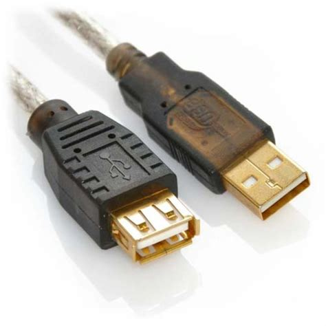 16ft USB 2.0 A Male to A Female High Speed Active Extension Cable by LinkCable