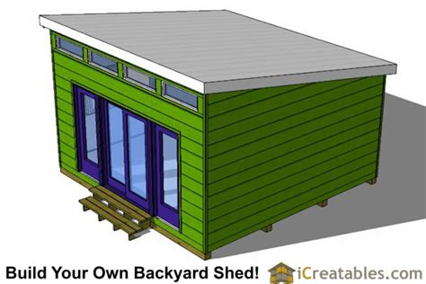16x16 Shed Plans And Material List