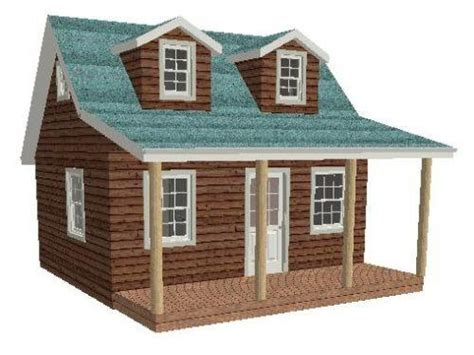 16x20-Shed-Floor-Plans