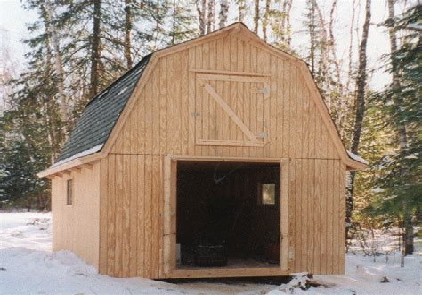 16x20-Shed-Pole-Barn-Plans