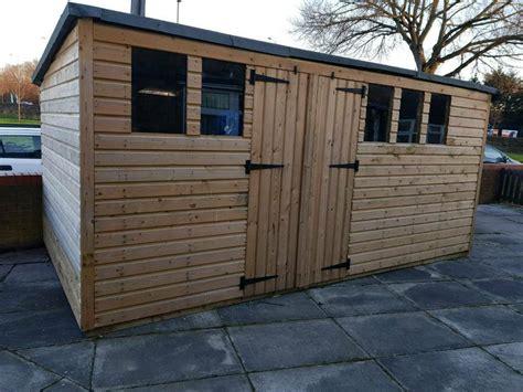 16x8 shed Image