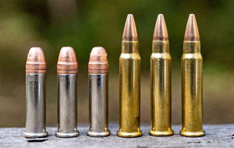 17 22 Hmr Comparison Long Rifle