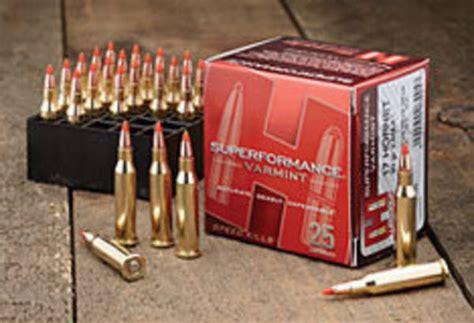 17 Caliber Centerfire Ammo