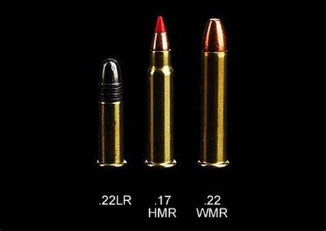 17 Hmr Ammo Vs 22 Mag