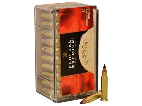 17 HMR Hornady Magnum Rimfire Ammo Rimfire Federal