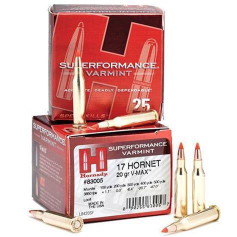 17 Hornety Ammo