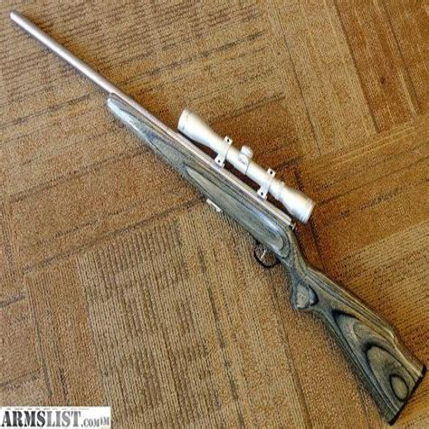 17 Mach Ii Rifles
