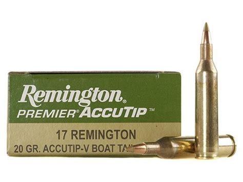 17 Rem Ammo