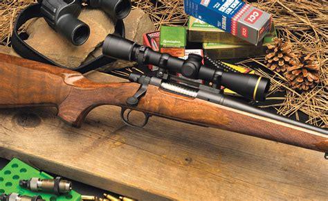 17 Remington Fireball Rifle