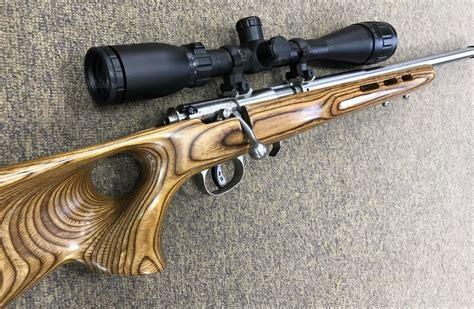 17 Savage Hmr Rifle