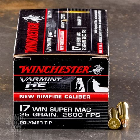 17 Super Mag Ammo For Sale