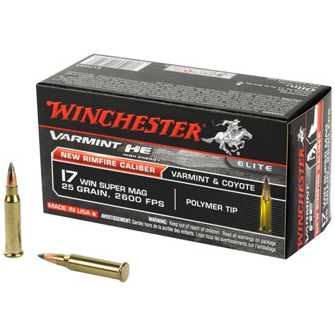 17 Wsm Ammo Manufacturers