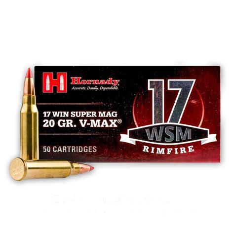 17 Wsm Bulk Ammo