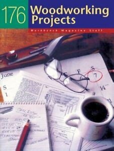 176-Woodworking-Projects