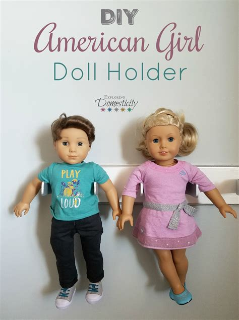 18 Inch Doll Diy Pot Holder
