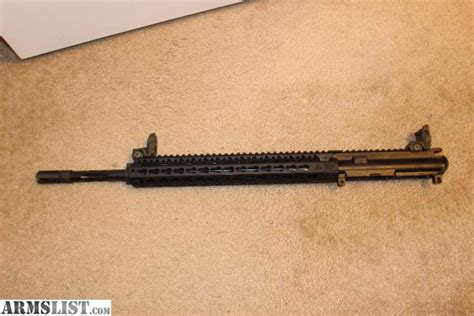 18 Ar 15 Upper For Sale