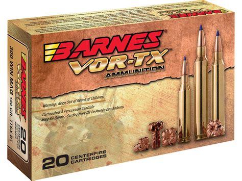 180 Grain Barnes Ttsx 300 Win Mag