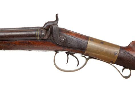 1850 Double Barrel Shotgun