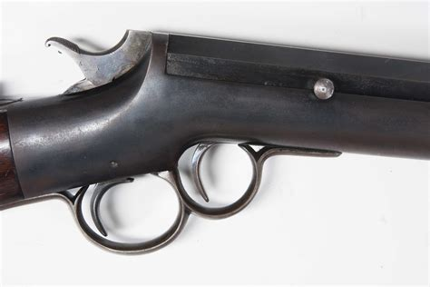 1859 Frank Wesson Double Trigger Rifle