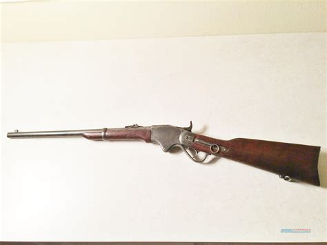 1865 Spencer Rifle For Sale
