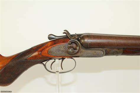 1870 Double Barrel Shotguns And Antique Union Arms Double Barrel Shotgun
