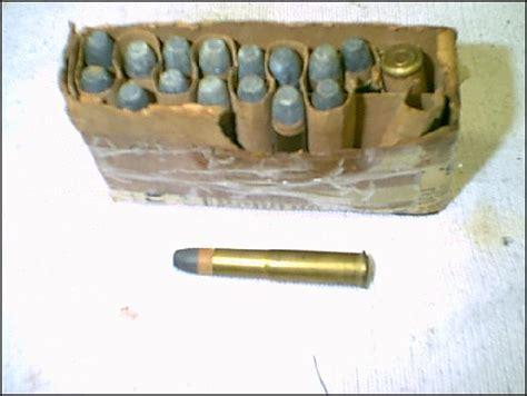 1888 Mauser Ammo