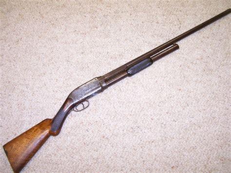 1890 12 Gauge Shotgun