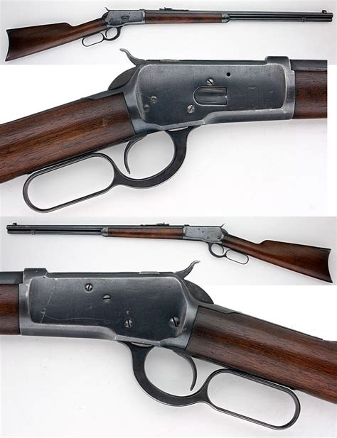 1892 Lever Action Rifle 20