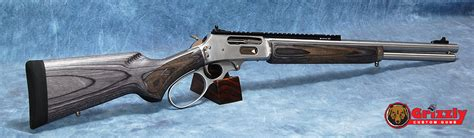 1894 Outback Guide Scout Grizzly Custom Guns And Fulton Armory Enhanced M65 Sniper Rifle Barreled Action