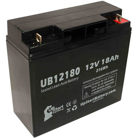 18ah Sealed Lead Acid Replacement Battery
