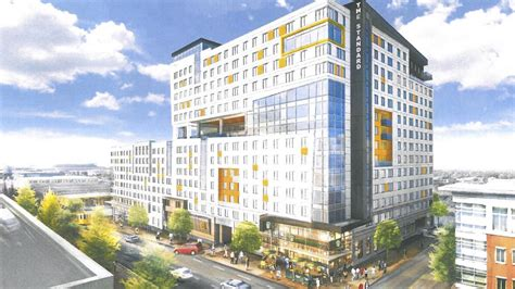 19 Story Student Housing Tower Planned Near Georgia Tech