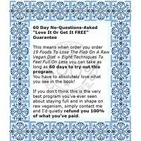 19 foods eight techniques to lose the flab on a raw vegan diet promo code