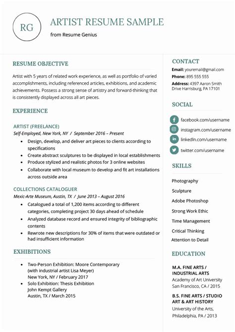 Resume Executive Summary Statement Examples Cover Letter Template Za