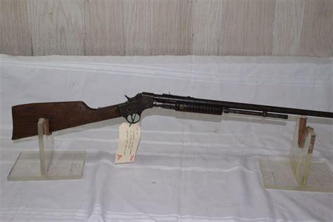 1907 Stevens 22 Pump Rifle