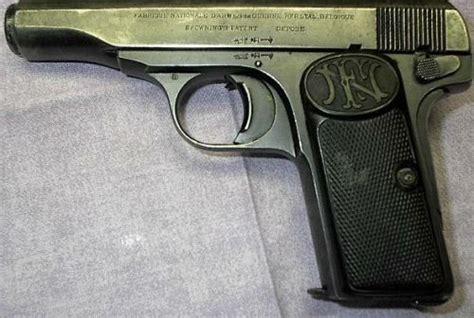 1910 Springfield Hand Handgun