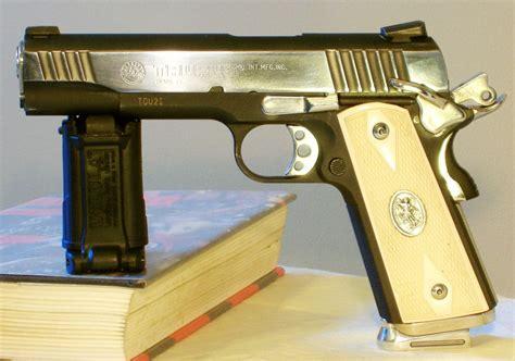 1911 38 Super 9mm Conversion Gunsmith