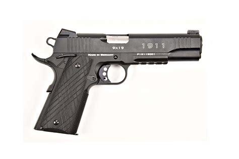 1911 9mm Caliber Pistol