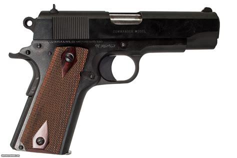 1911 9mm Colt Commander