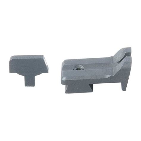 1911 Fixed White Dot Sight Sets Mgw 1911 Auto Fixed Sight And 10mm 180gr Elite Vcrown Jhp Sigsauer Com