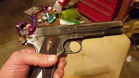 1911 Handgun Youtube And 22 Gauge Handgun For Sale